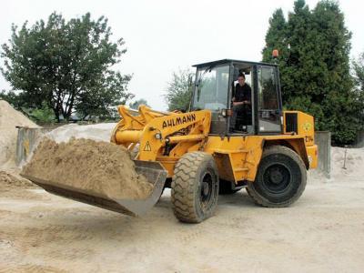 Diverse soorten grind en zand op voorraad in Gemert